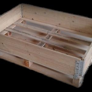 colar de madeira para palete