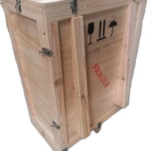 caixa com rampa