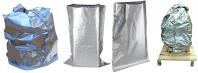 Sacos de alumínio