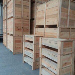 caixa para transporte de mercadoria